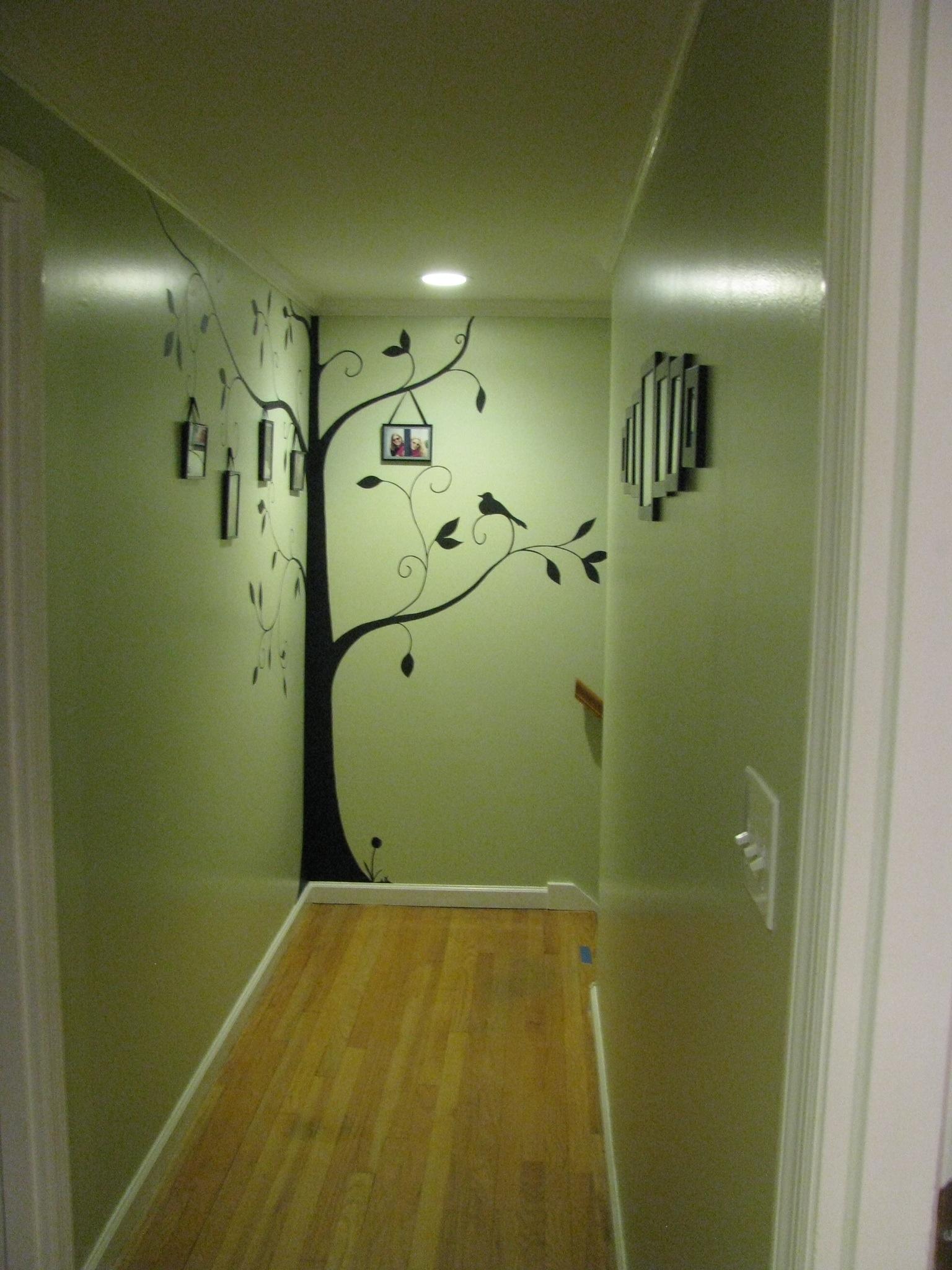 Hallway  BeingGreenecom